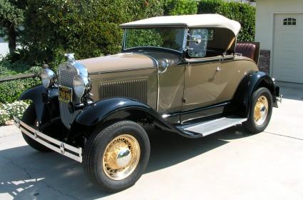 1930 Delux Roadster